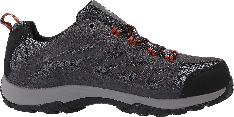 Columbia Mens Crestwood Waterproof Hiking Boot Shoe