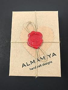 Amazon Com Almamiya Handcraft Design Handcraft Design Sterling