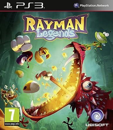 Rayman Legends Essentials (PS3) [Importación inglesa]: Amazon.es ...