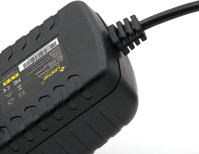 EU-Stecker TANOU AC 100-240V A 9V 2A Konverter Netzteil Ladegeraet