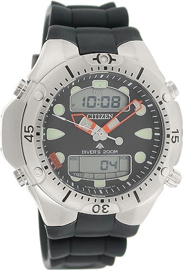 a352dc05a85 Relógio Citizen Aqualand II Jp1060-01e