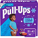 Pull-Ups Cool & Learn Boys' Training Pants, 3T-4T, 66 Ct