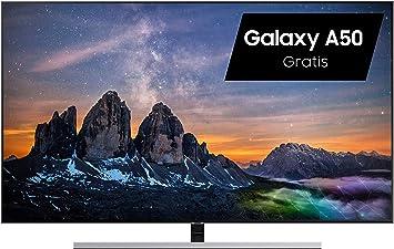 Samsung GQ55Q80RGTXZG Q80R - Televisor QLED (138 cm/55 pulgadas): Amazon.es: Electrónica