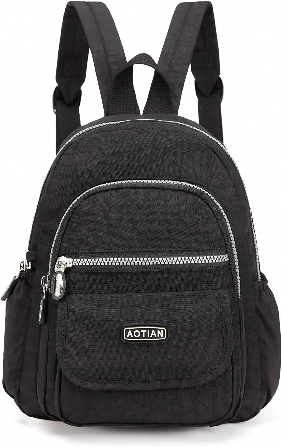 AOTIAN Mini Nylon Women Backpacks Casual Lightweight Small Daypack