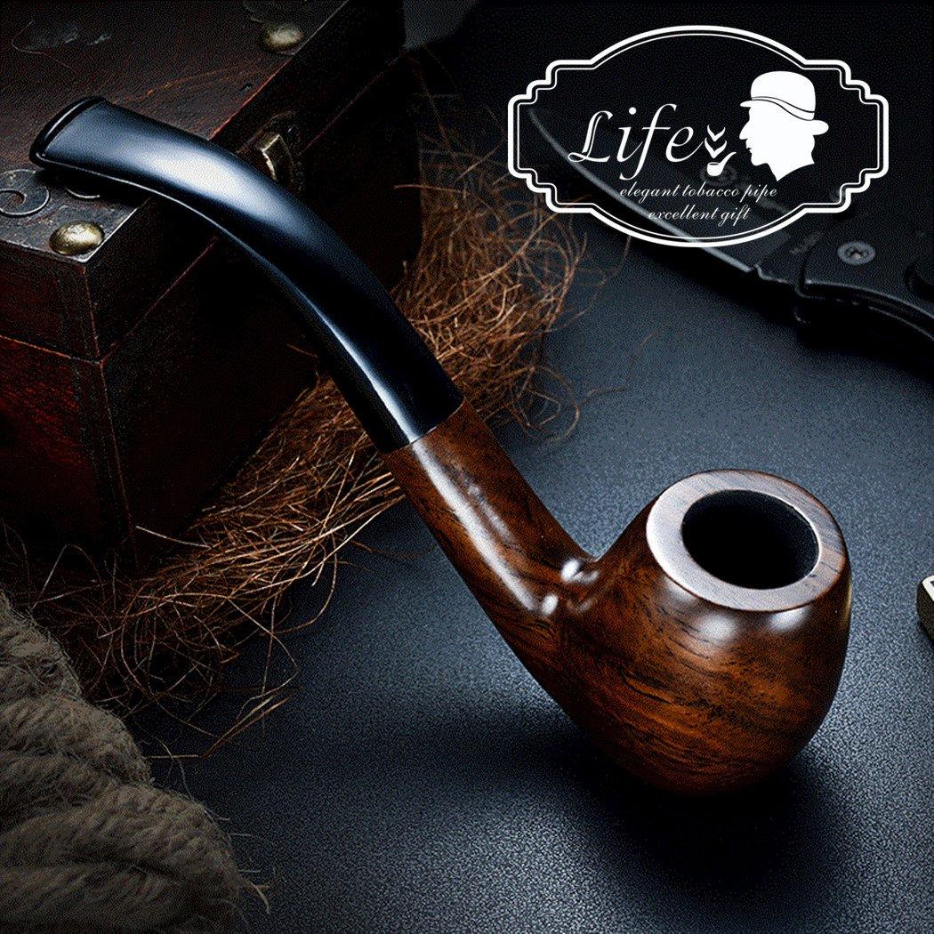 Smoking pipe: types, forms, reviews 35