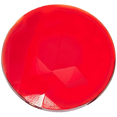 GG Grand General 82813 1-3/8 inches Red Crystal Jewel for Dome Light: Automotive