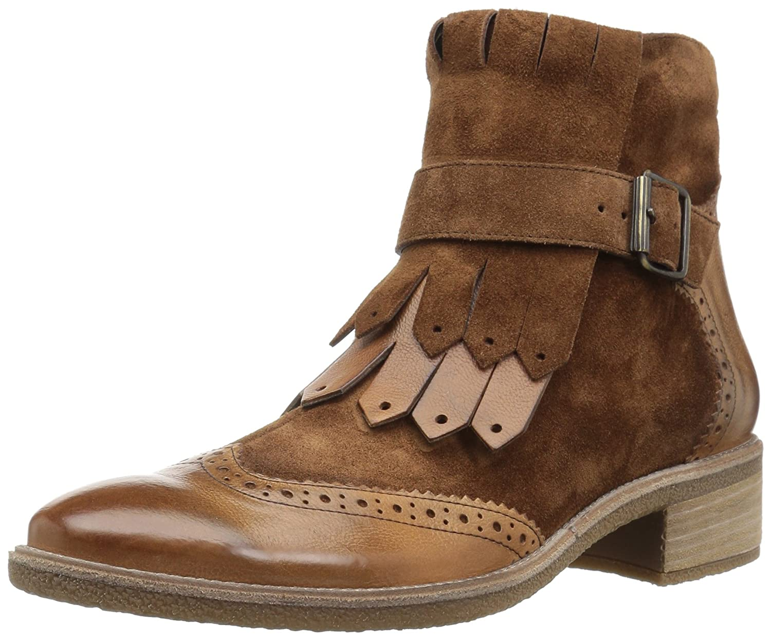 Paul B06XPSGPLX Green Women's Miller Ankle Boot B06XPSGPLX Paul 6 B(M) US|Cuoio Combo 0e0f65