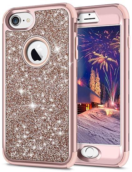 iphone 7 case full body glitter