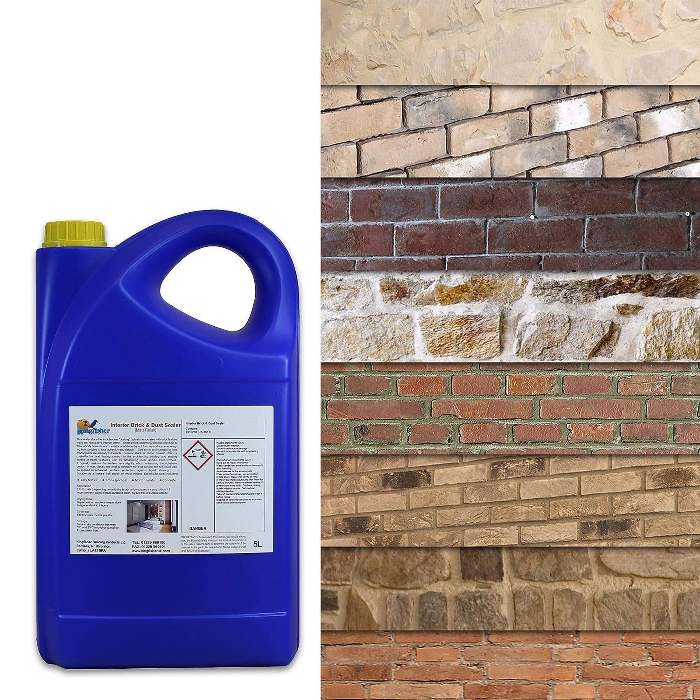Interior Brick and Dust Sealer 5 Litre