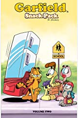 Garfield: Snack Pack Vol. 2 Kindle Edition