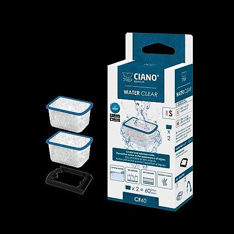 Cartucho Water Clear CF40 Ciano