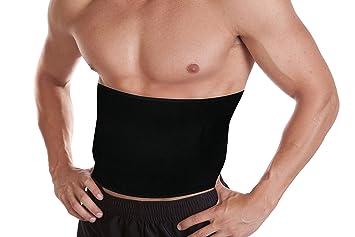 c3275228d84 Neoprene Slimming Belt Waist Shaper Slimming Belt with Velcro Fastener  onsize for Men and Women