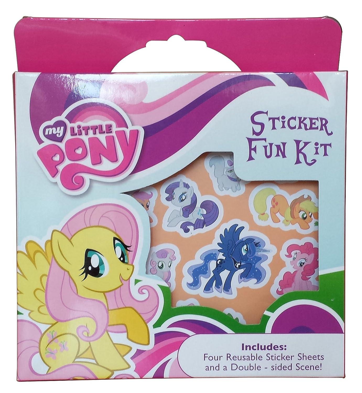 poster stickers height chart door hanger My Little Pony Carry activity pack