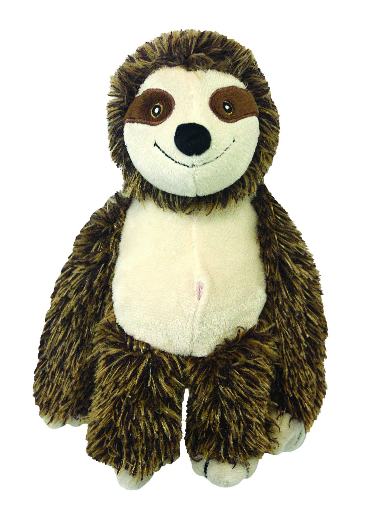 Multipet-Bark-Buddies-Sloth-10-Dog-Toy