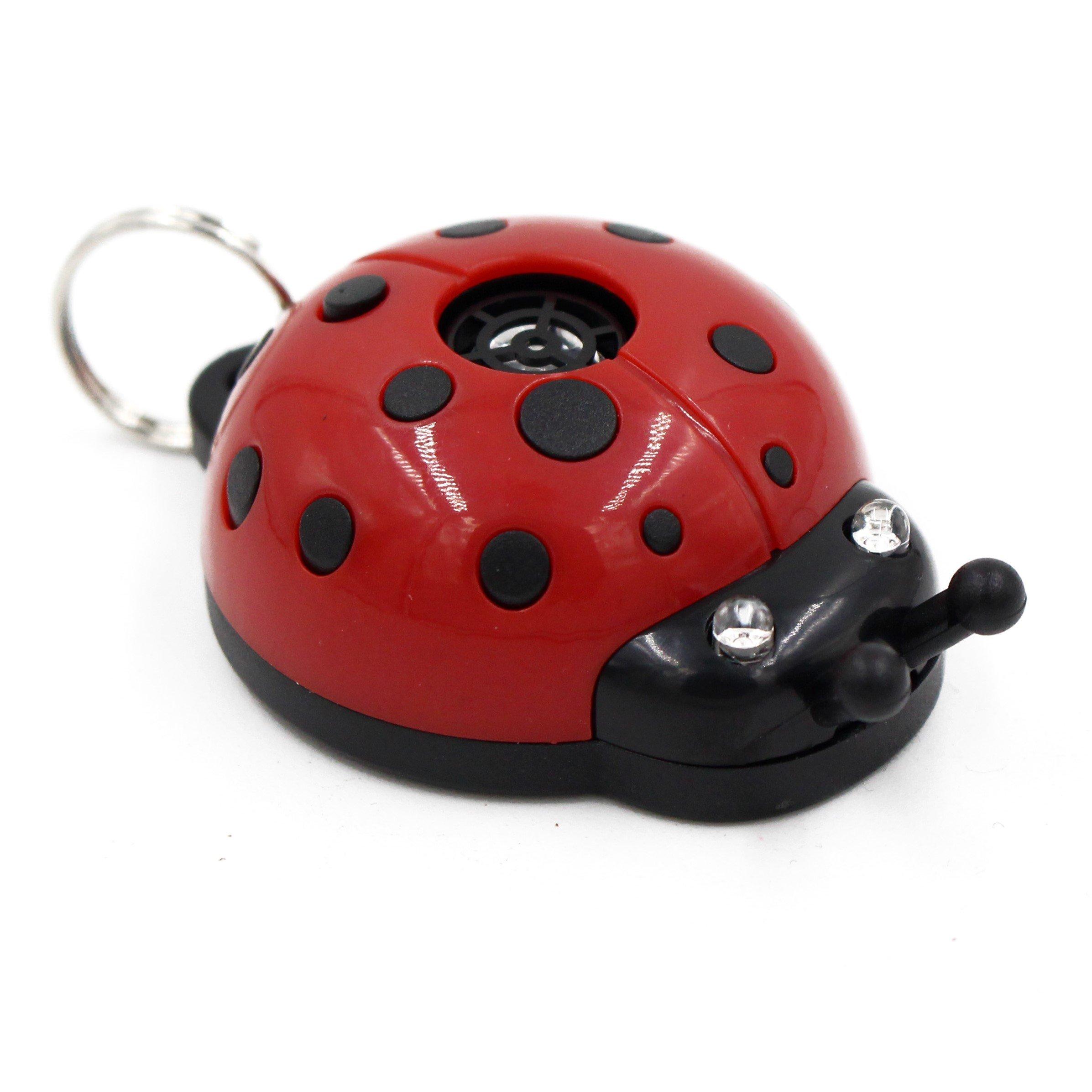 Roxy Ruff Ultrasonic Fleas and Ticks Repellent (Red Bug Collar Attachment)