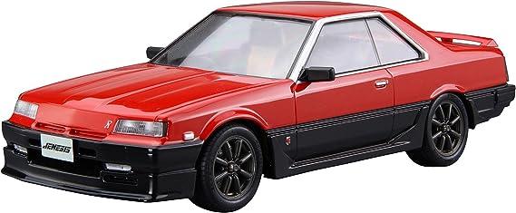 1984 Nissan Skyline DR30 Jenesis Auto 1:24 Model Kit Bausatz Aoshima 055793