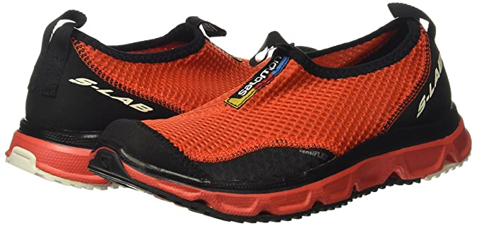 SALOMON S Lab RX 3.0 Recovery Shoes SU16 6 Red: Amazon.co