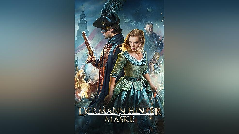 Der Mann Hinter Der Maske [dt./OV]