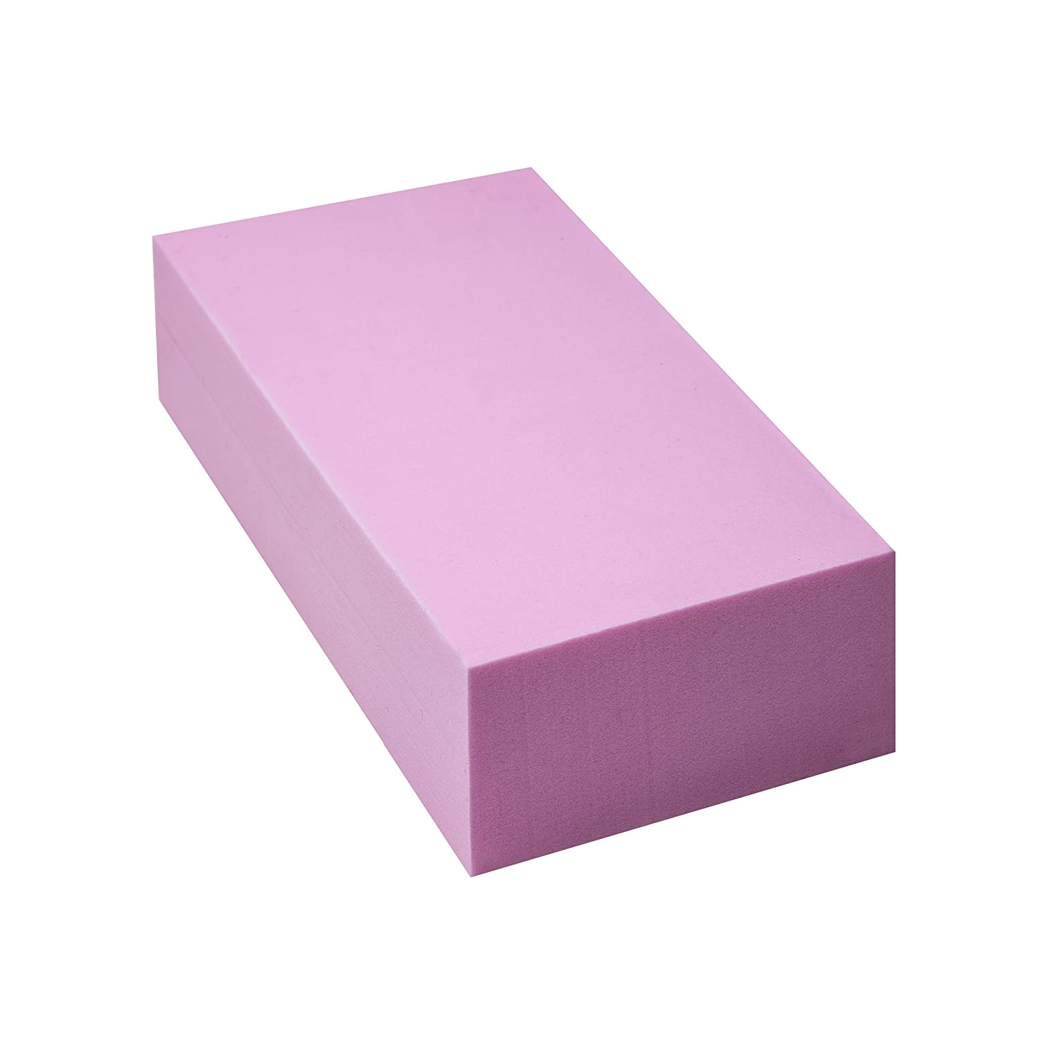 SAUGWUNDER Cleaning Sponge Super Absorbent Water Durable ^~ You Know 17.5×7.5×3.5 cm[6.9 x 3 x 1.38 inches] Use for Household Clean Cars/Boats The dust and Dirt on Furnitures,Bathtubs&etc. (Pink)