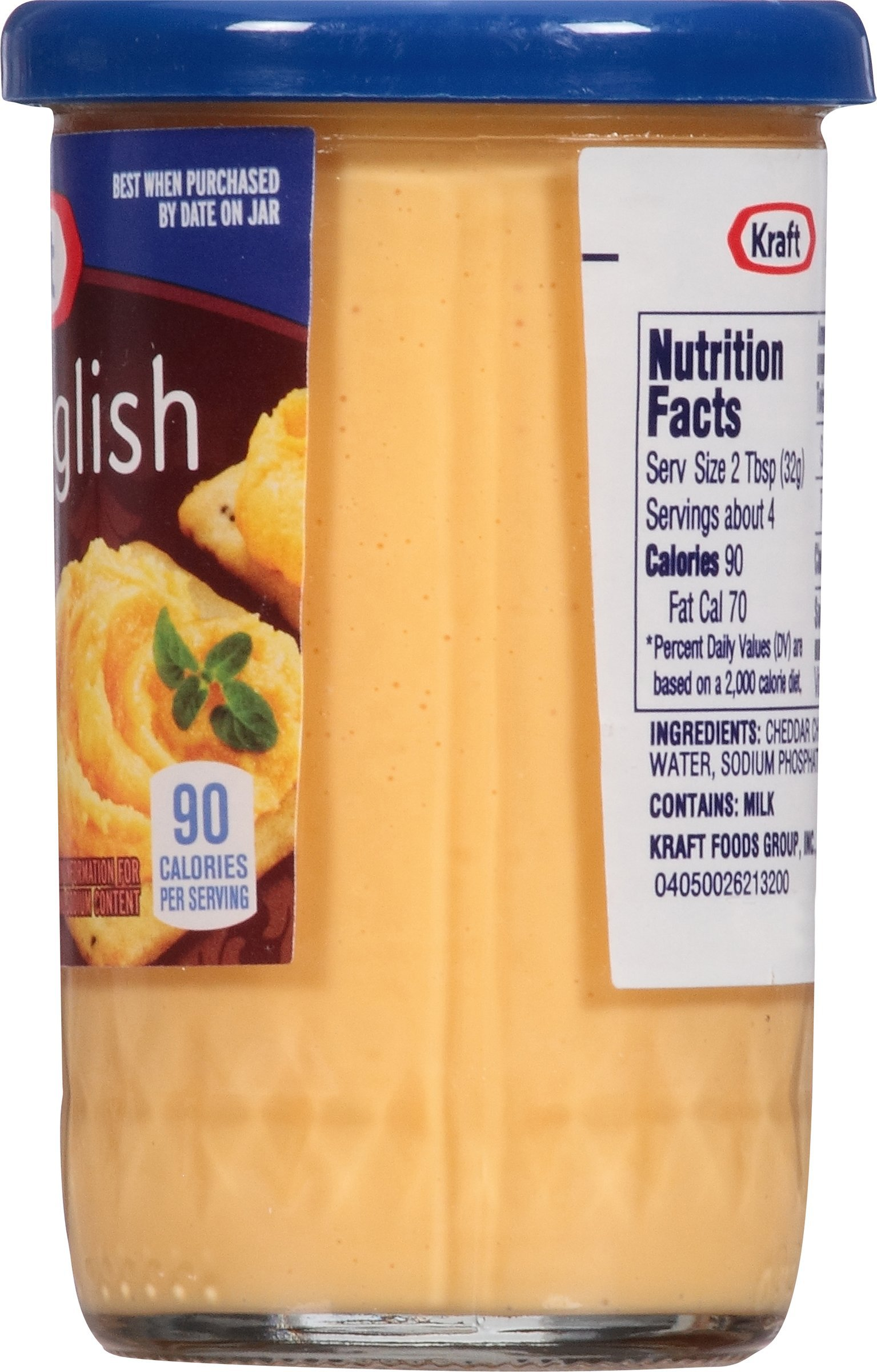 Kraft Old English Cheese Spread, 5-Ounce (Pack of 6) by Kraft (Image #5)