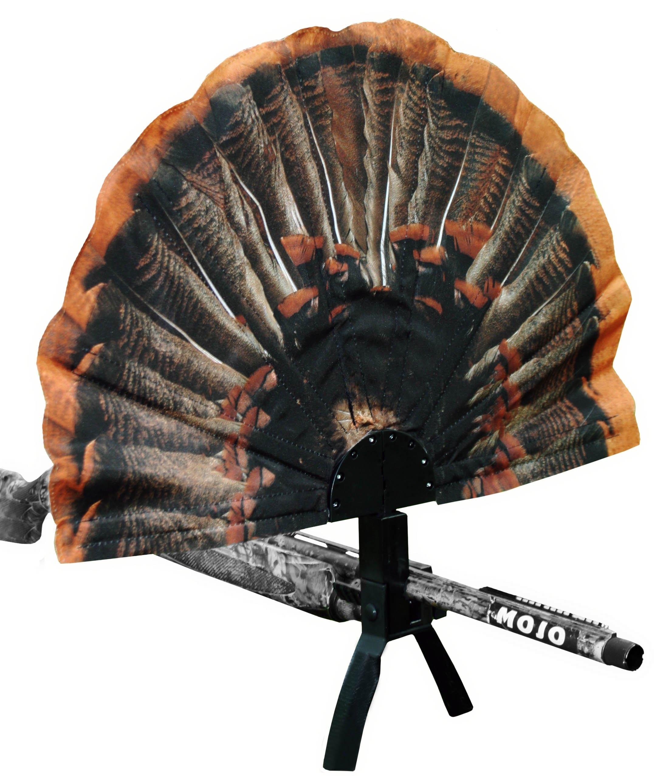 MOJO Outdoors Tail Chaser Erect Turkey Decoy