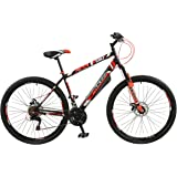 BOSS Men's Colt Bike, Black/Red, Size 27.5