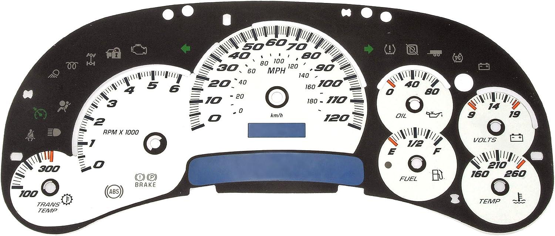 Dorman 10-0105B Instrument Cluster Upgrade Kit