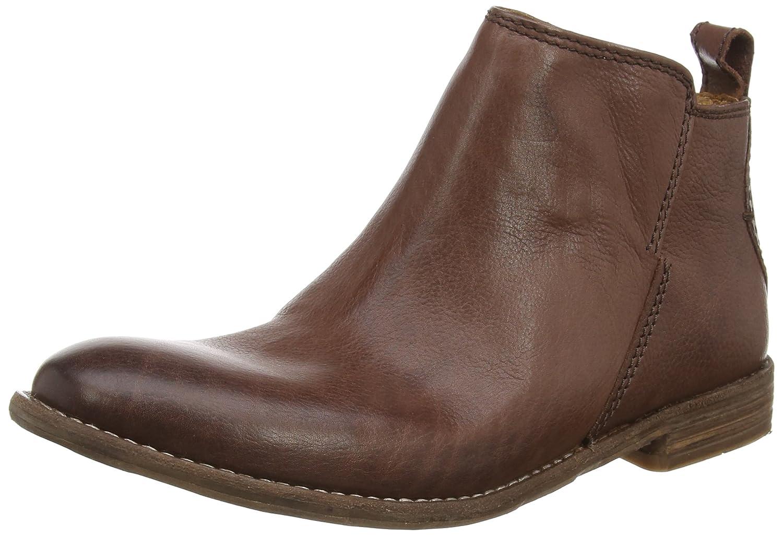 Hudson Revelin Calf - Botas de Cuero para Mujer Marrón (Chocolate)