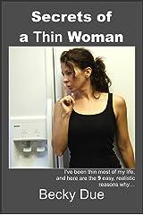 Secrets of a Thin Woman