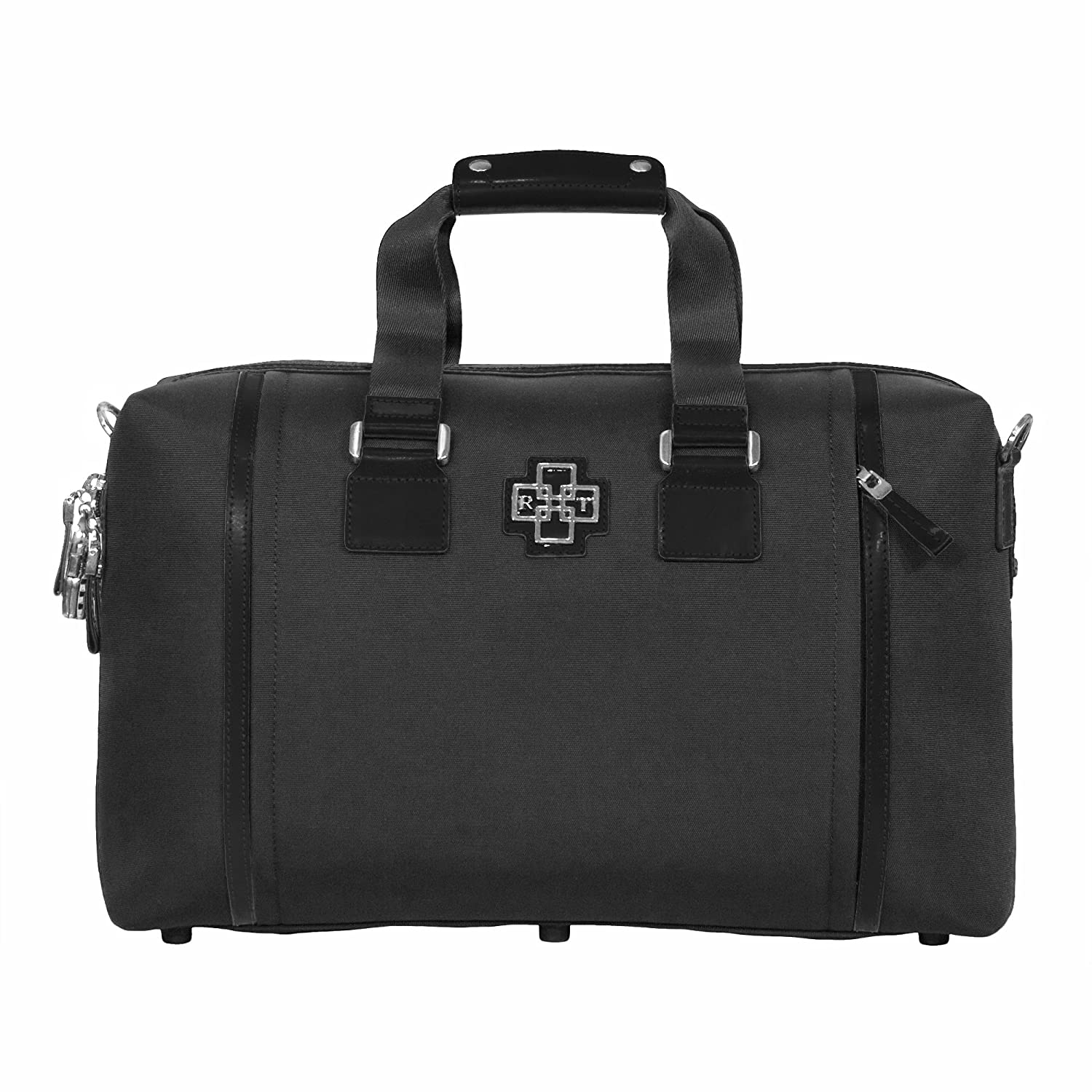 One Size Rose Tree Executive Collection Duffle Bag Noire