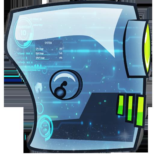 robot run - 2