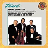 Fauré: Piano Quartets Nos. 1 & 2, Opp. 15 & 45 / Massenet: 'Meditation' from Thais