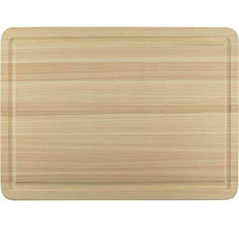 Thirteen Chefs Kiso Hinoki Cutting Boards Made In Japan Authentic Japanese Cypress 24 X 18 X 1 5 Inch Amazon Sg Home