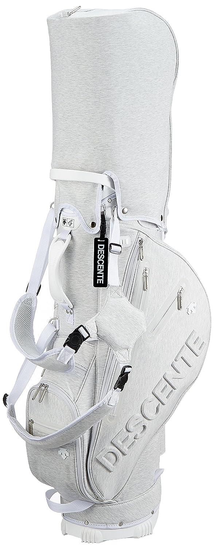 [デサントゴルフ] キャディバッグ DQBLJJ00 B077RCQY6D  WH00(ホワイト)