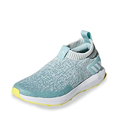 0ed8ac5c2355 adidas Unisex Kids  RapidaRun Laceless Knit Training Shoes