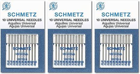 Universal Nadel Stärke 110 10er Pack Schmetz
