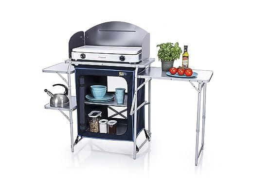49 opinioni per Mobile cucina da esterni Campart Travel KI-0730 Ibiza – Con paravento – Varie