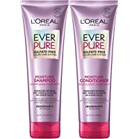 Deals on 3-Pk LOreal Paris EverPure Moisture Shampoo and Conditioner
