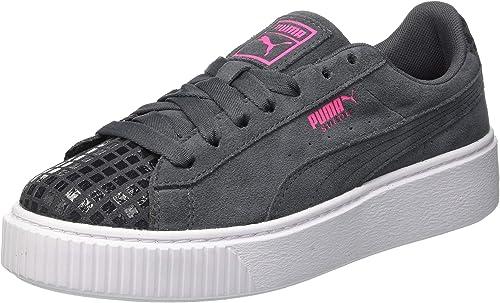 Platform Basses Street 2 Wn'sSneakers Puma Suede Femme 7gIyYbvmf6