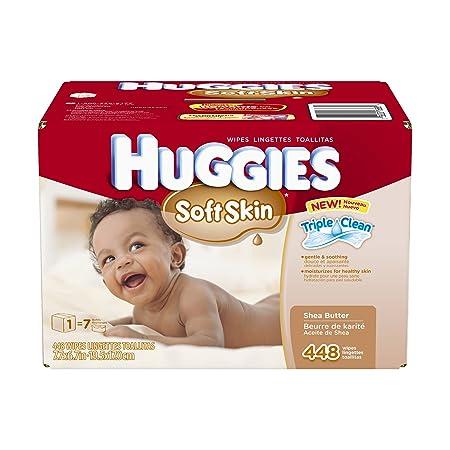 Review Huggies Soft Skin Baby