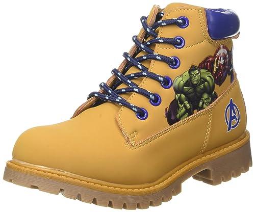 Marvel S18137I/AZ, Botines para Niños, (Marrone 356), 34 EU: Amazon.es: Zapatos y complementos