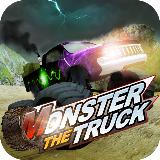 Trucks Mud (The Monster Truck)