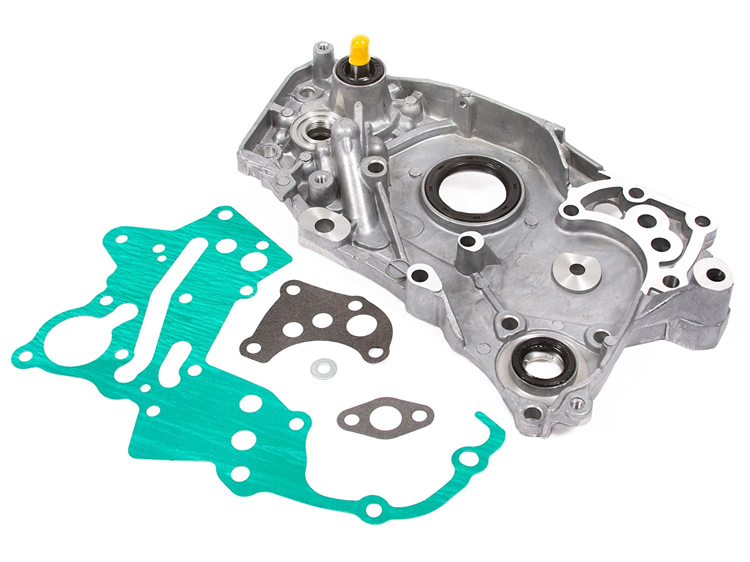 Evergreen OP5005 89-92 Eagle Hyundai Mitsubishi Plymouth 1.6 1.8 2.0 DOHC 4G63 4G63T Oil Pump Evergreen Parts And Components