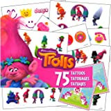Crafts 3yrs+ Trolls Stickers