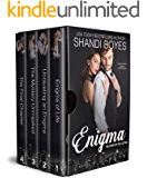 Enigma: The Complete Collection: Four book boxed set (Perception 7)