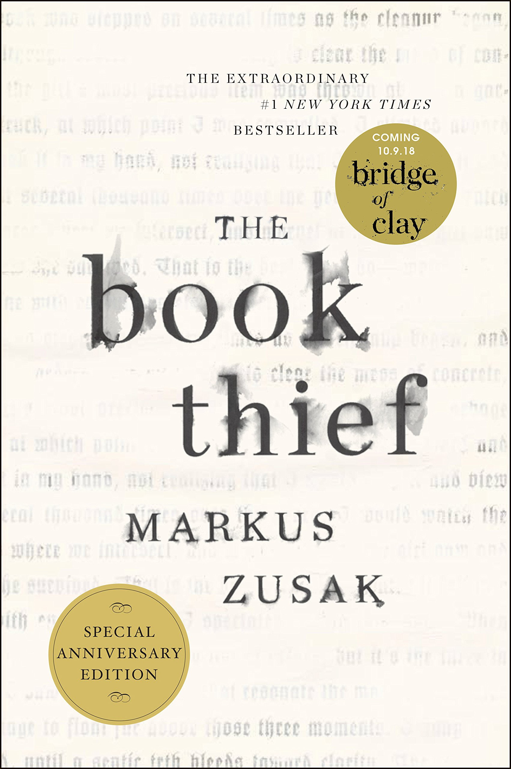 Amazon.com: The Book Thief (Anniversary Edition) (9781101934180 ...
