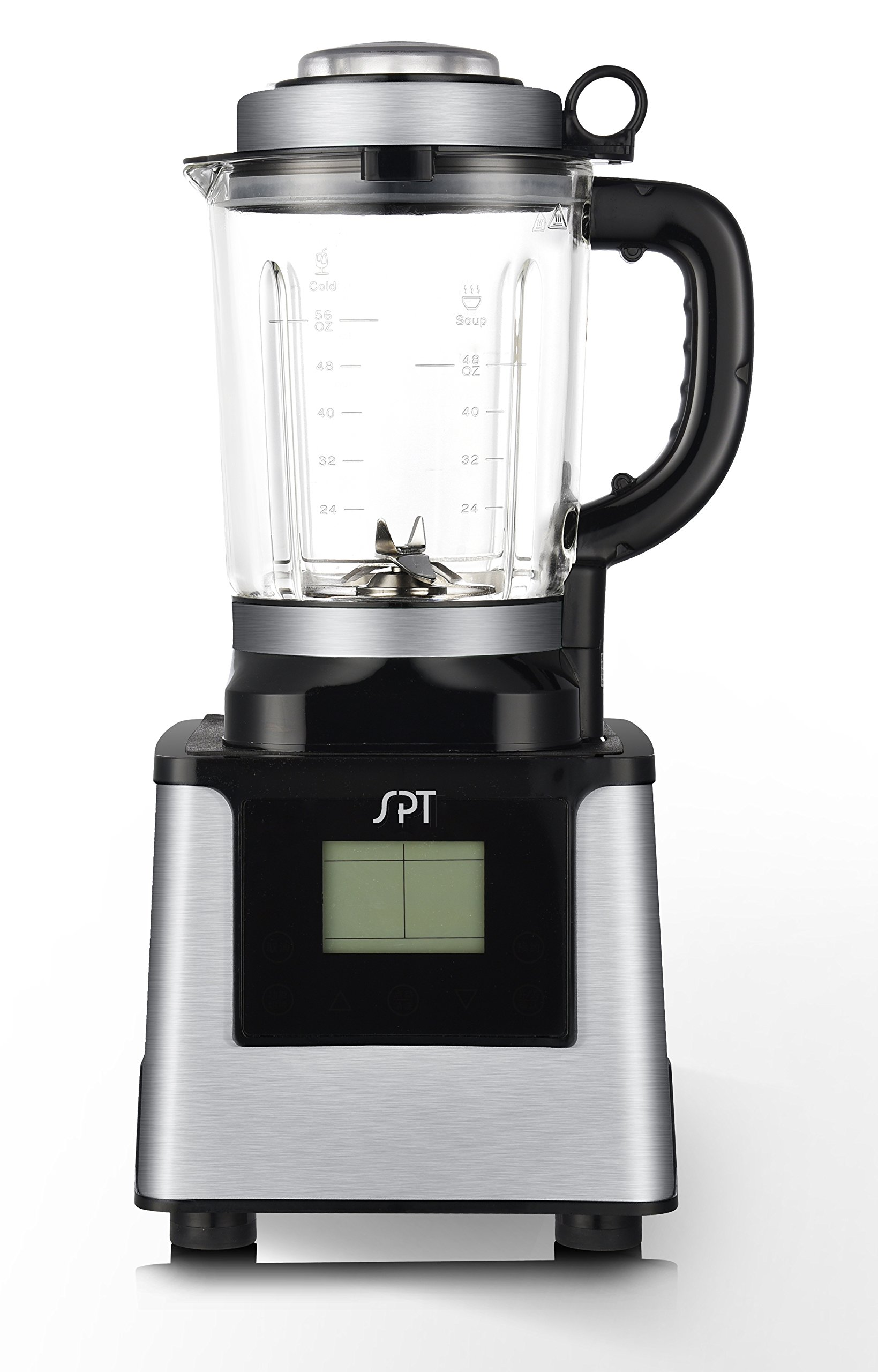 SPT CL-513 Multi-Functional Pulverizing Blender with Heating Element, , Stainless Steel