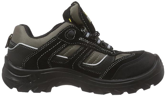 Safety Jogger - Calzado de protección de Cuero Nobuck Unisex