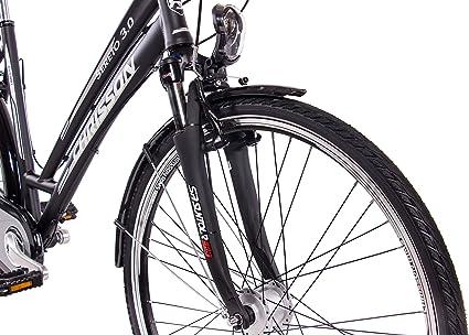 Chrisson Sereto 3.0 - Bicicleta de ciudad para mujer (28
