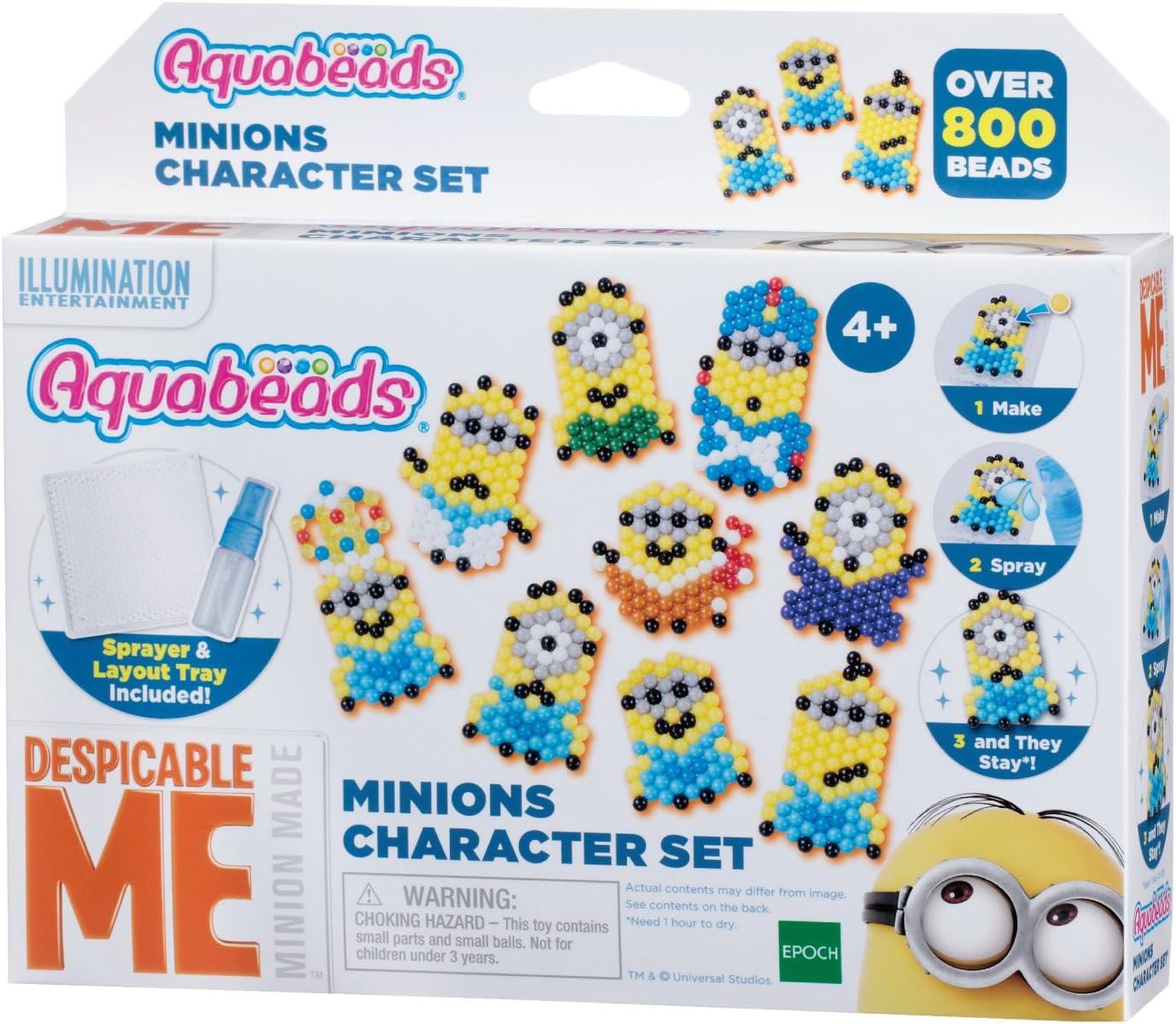 Aquabeads 30538 kit de joyería para niños - Kits de joyería para niños (Juego de perlas, 4 año(s), 800 pieza(s), Multicolor, Niño, Chica) , color/modelo surtido: Amazon.es: Juguetes y juegos